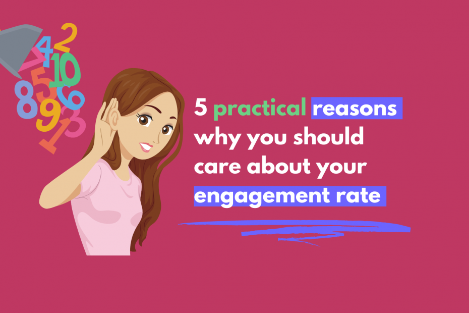 why engagement rate is important