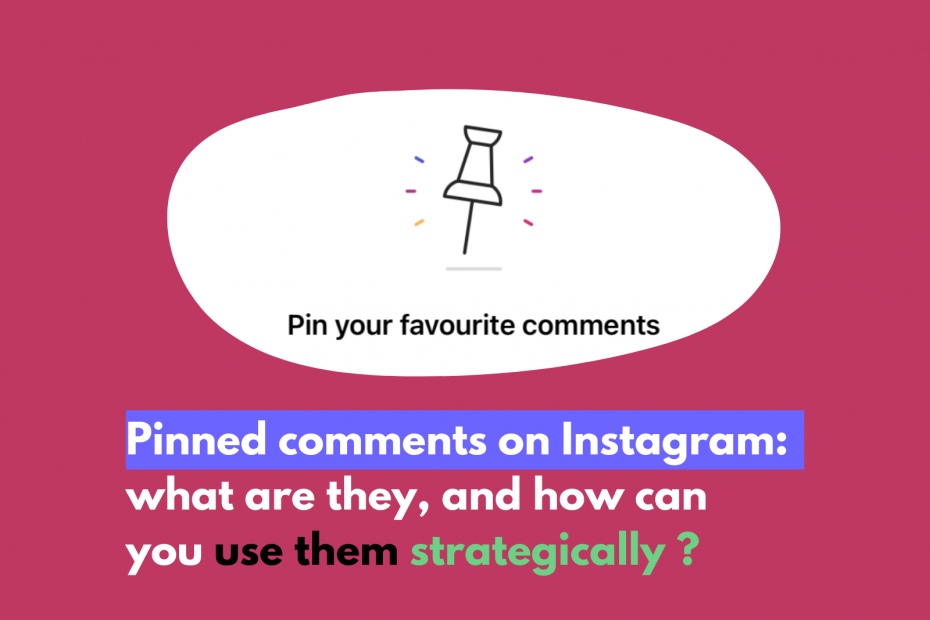 pinned comments how to use them